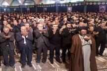 نماز ظهر عاشورا در کهگیلویه و بویراحمد اقامه شد