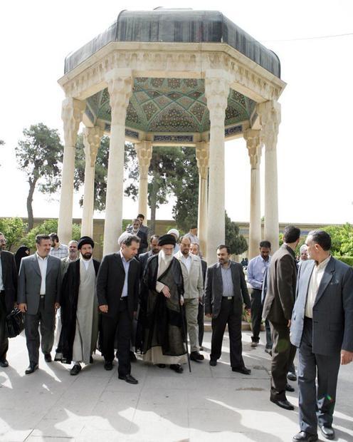 بزرگداشت از حافظ، بزرگداشت از فرهنگ قرآنی و اسلامی و ایرانی است