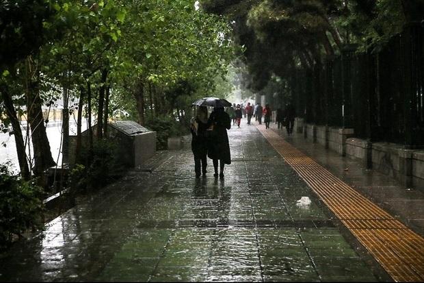 بارش های پراکنده در کهگیلویه و بویراحمد پیش بینی می شود