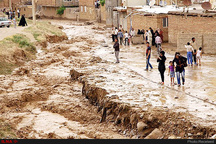 مردم درود و روستاهای اطراف منازل خود را ترک کنند  8 روستا به زیر آب میروند  مردم آب ذخیره کنند