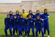 سومین شکست بانوان استقلال خوزستان در لیگ برتر فوتبال