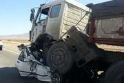 2 نفر در اثر تصادف پراید با تریلر در چایپاره جان باختند