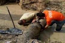 سه روستای بخش غیزانیه از آب شرب سالم و پایدار بهره مند شدند