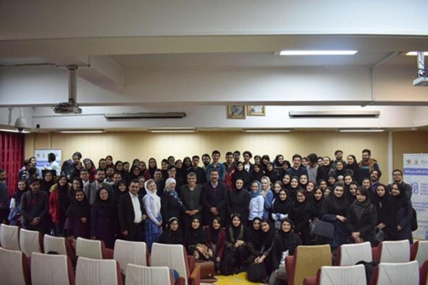 مراسم پایانی هفته زبان روسی در دانشگاه فردوسی مشهد برگزار شد