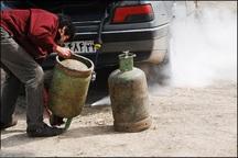 نابود کردن 12 هزار شیر معیوب سیلندر گاز در استان فارس