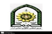 کشف کارگاه تهیه مواد مخدر صنعتی در کرمانشاه