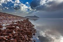 مساحت دریاچه ارومیه نسبت به پارسال ثابت است
