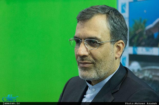 معاون ظریف در جشن مقاومت حزبالله لبنان در شهر بعلبک شرکت کرد