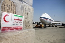 محموله 25 تنی امداد رسانی از استان البرز به خوزستان ارسال شد