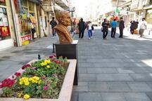 نخستین پیاده راه در شهر زنجان ایجاد می شود