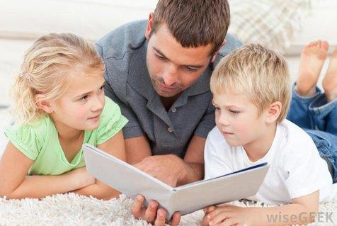 داستانهای افسانهای کودکان و نظر والدین در مورد آنها