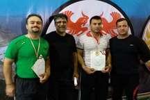 وزنه برداران کردستانی 2 نشان طلا و برنز رقابت های پیشکسوتان کشور را کسب کردند