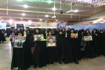 مراسم گرامیداشت 2 هزار و 500 شهید سادات تهران و شهدای مدافع حرم برگزار شد