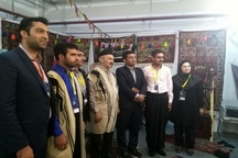 نمایش دستاوردهای دانشجویان دانشگاههای علمی کاربردی در نمایشگاه بینالمللی تهران