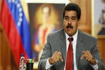 رئیسجمهوری ونزوئلا: به ترامپ نامه مینویسم