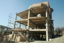 ساخت و سازهای غیرمجاز مانع توسعه شهر است