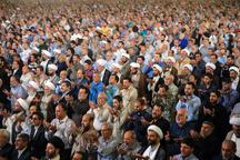 بسیج تجلی اندیشه انقلاب اسلامی است