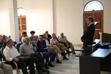 توسعه کانون های دانایی در بوشهر ضروری است