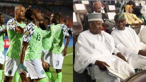 ثروتمندترین مرد آفریقا به بازیکنان نیجریه در جام ملت ها چه وعده ای داد؟