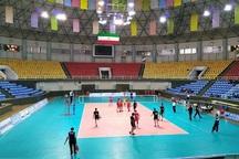 رقابت های والیبال قهرمانی جوانان کشور در ارومیه آغاز شد