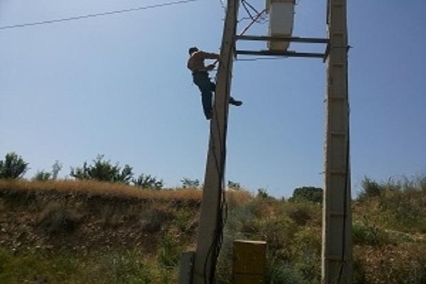 برق 26 حلقه چاه متخلف در شهرستان بویراحمد قطع شد