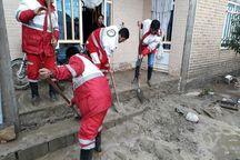 225 نفر گرفتار در سیل خراسان شمالی امدادرسانی شد