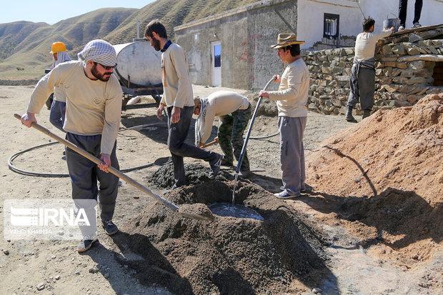 213 گروه جهادی به مناطق مختلف خراسان جنوبی اعزام شدند