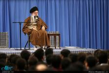 رهبر معظم انقلاب: برنامه دشمن، تصویرسازی غلط از ایران است؛ در این جنگ پیروز خواهیم شد