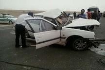 سانحه رانندگی در محور روانسر - پاوه 3 کشته بر جا گذاشت