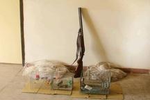 پنج شکارچی متخلف در بیله سوار دستگیر شدند