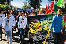 راهپیمایی ۱۳ آبان در ۶۰ نقطه سیستان و بلوچستان برگزار میشود