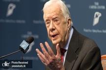 نظر جیمی کارتر در مورد مسائل عربستان سعودی و ایران و انتخاب مجدد ترامپ