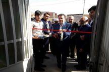 سالن ورزشی چندمنظوره شهر محی آباد بخش ماهان افتتاح شد