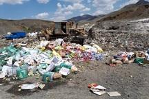 6.5 تن مواد غذایی غیر بهداشتی در مهاباد امحا شد
