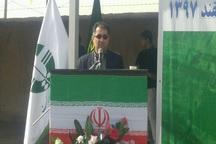مانور مشترک حافظان زمین در البرز برگزار شد