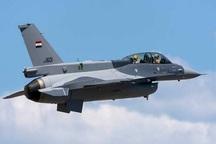 هلاکت سرکرده داعش در غرب کرکوک توسط نیروی هوایی عراق