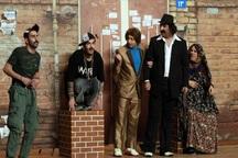 نمایش کمدی جاپوا در قزوین به روی صحنه رفت