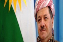 بارزانی: ایران میتواند میان اربیل و بغداد میانجیگری کند