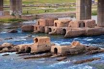 شبکه های آبیاری ایران باستان در  شمال خوزستان جلوه ای از مهندسی آب در جهان