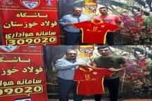 دو بازیکن استقلال خوزستان جذب فولاد شدند