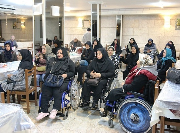 خدمت رسانی بنیاد شهید به هزار و980 جانباز قطع نخاعی کشور