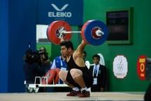 جوان ایلامی طلسم 105 کیلوگرم ایران را در جهان شکست