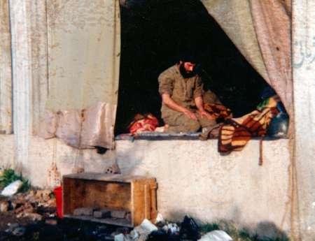 یادی از سردار شهید طغرائی تنها شهید سوم خرداد استان گلستان