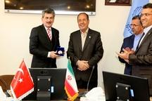 سفیر: ترکیه علاقمند افزایش همکاری علمی با ایران است