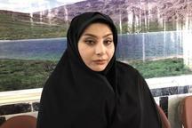 قضاوت داوربانوی کهگیلویه وبویراحمدی دررقابتهای سوپرلیگ ووشوکشور