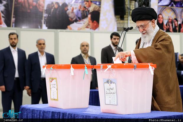 مردم هرچه بیشتر در انتخابات شرکت کنند و هرچه زودتر در پای صندوقهای رأی حاضر شوند