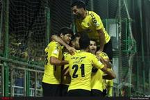 سپاهان صعود کرد، ذوب آهن سقوط  پرسپولیسهمچناندر صدر تیمهای ایرانی