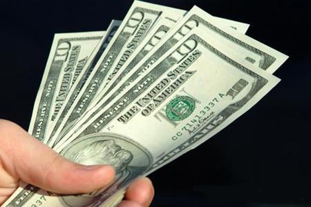توقف کاهش ارزش دلار