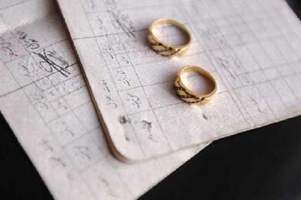 تعداد ازدواج در گچساران کاهش یافت