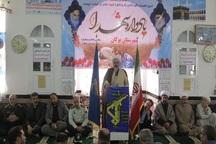 اراده ملت ایران توطئه های دشمنان را شکست داد